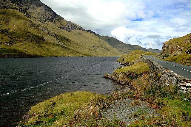 Zdjęcia: co. Mayo, Dolina Delphi, IRLANDIA