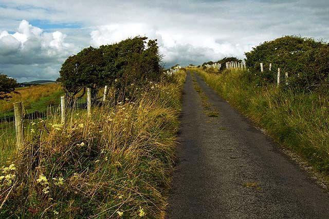 Zdjęcia: Donegal, St. John's Point, lato, IRLANDIA