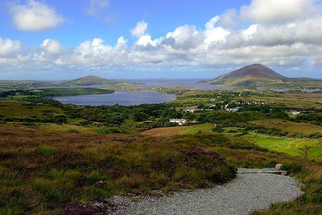 Zdjęcia: Park Narodowy Connemara, Connemara, Park Narodowy Connemara, IRLANDIA