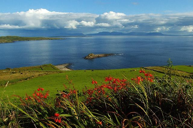 Zdjęcia: St. John's Point, mayo, St. John's Point, IRLANDIA