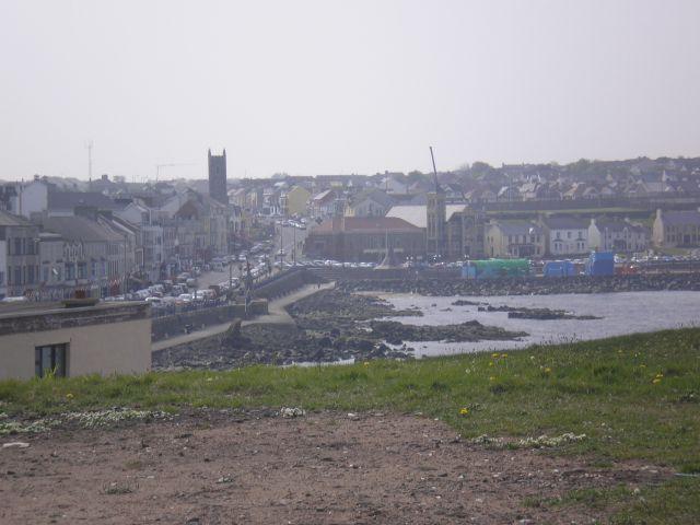 Zdj�cia: Port Rush, Port Rush, Irlandia P�nocna, IRLANDIA