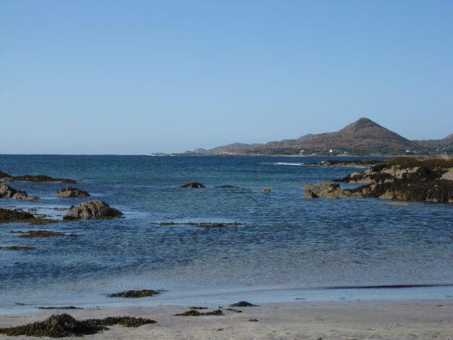 Zdjęcia: Caherdaniel, plaża, IRLANDIA