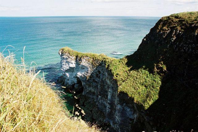 Zdjęcia: Wybrzeże Causeway, Klify, IRLANDIA
