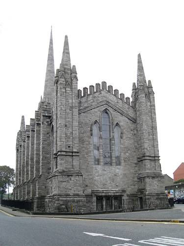 Zdjęcia: Dublin, Black Church - Czarny Kościół, IRLANDIA