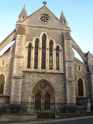 Zdjęcia: Dublin, Kościół w Dublinie, IRLANDIA