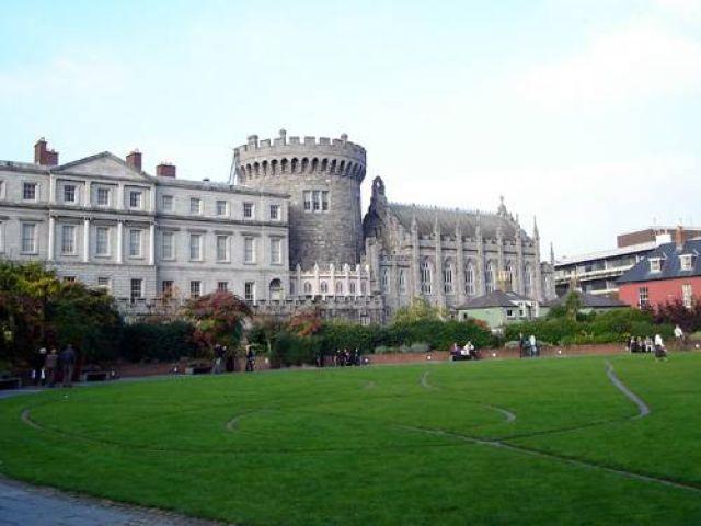 Zdjęcia: Dublin, Zamek Dubliński, IRLANDIA