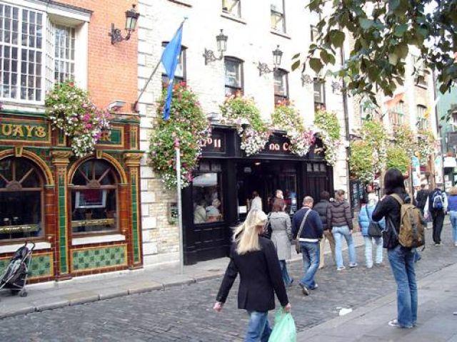Zdjęcia: Dublin, Dzielnica Temple Bar, IRLANDIA