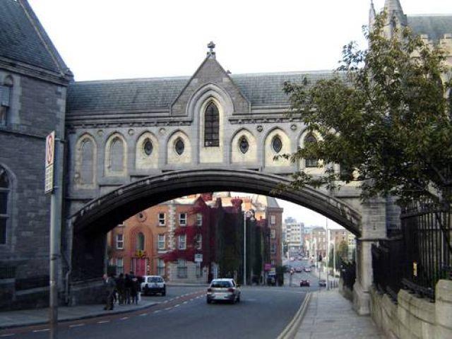 Zdjęcia: Dublin, Fragment ulicy, IRLANDIA