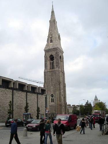Zdjęcia: Dun Laoghaire, Kościół ewangielicki, IRLANDIA