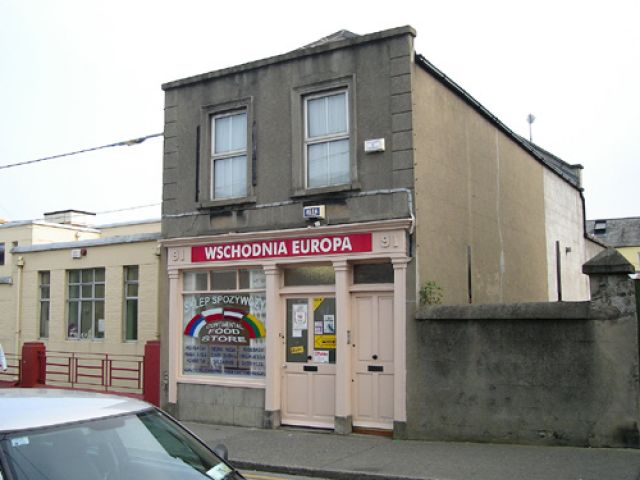 Zdjęcia: Dun Laoghaire, Polski akcent, IRLANDIA