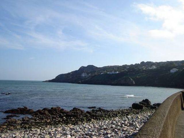 Zdjęcia: Półwysep Howth, Port i molo, IRLANDIA