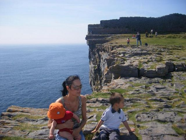 Zdjęcia: millbrok, gallwai, ocean, IRLANDIA