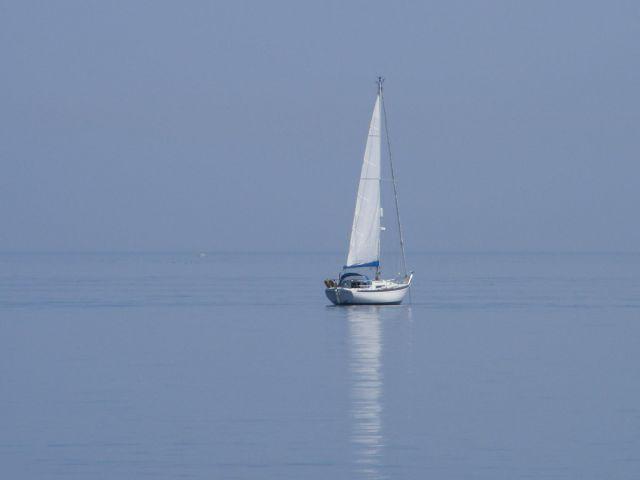 Zdjęcia: Greystones, Greystones, cisza na morzu, IRLANDIA