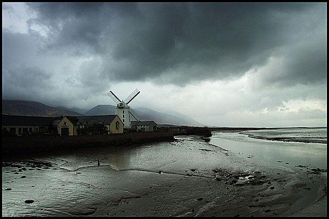 Zdjęcia: Blennerville, Dingle, wiatrak Blennerville, IRLANDIA