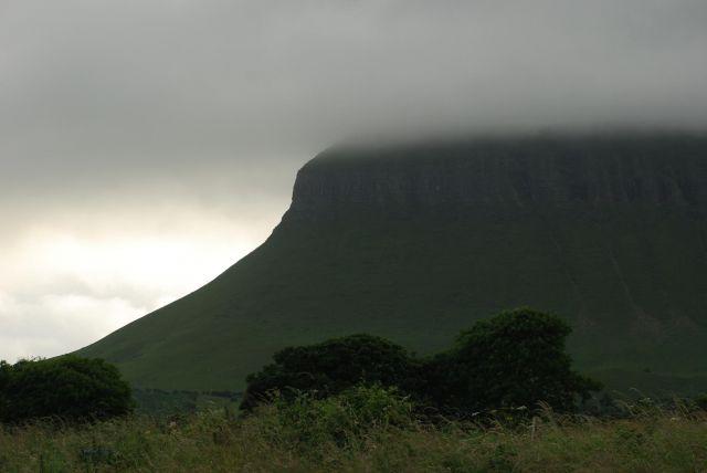 Zdjęcia: sligo, sligo, ben bullben monte, IRLANDIA
