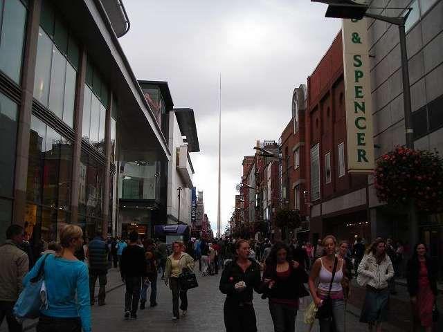 Zdjęcia: Dublin, Dublin, Szpila w centrum, IRLANDIA