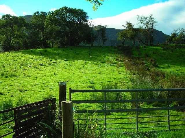 Zdjęcia: Sligo, Hrabstwo Sligo, Na chwilke wyszlo slonce..., IRLANDIA
