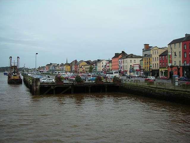 Zdjęcia: Waterford, Hrabstwo Waterford, Jedyny dobry widoczek w Waterford, IRLANDIA