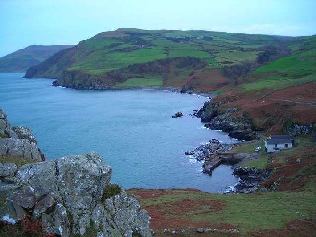 Zdjęcia: Torr, Hrabstwo Antrim, Torr Head, IRLANDIA