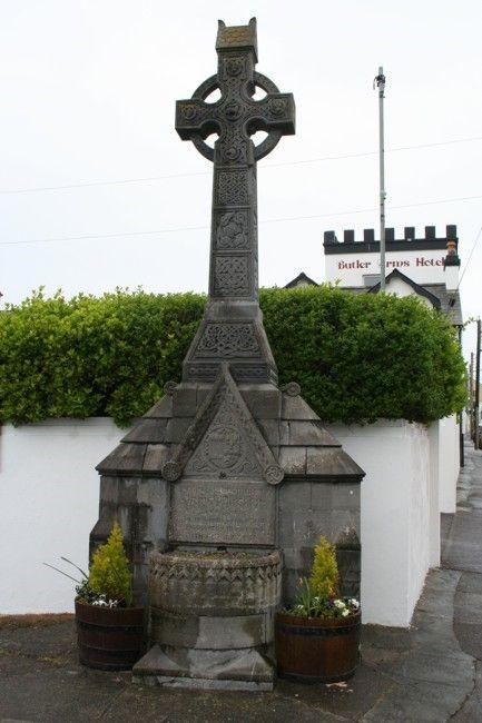 Zdjęcia: Waterville, Krzyż., IRLANDIA