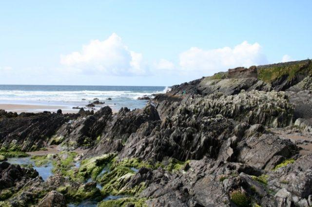 Zdjęcia: przy drodze R566, Zatoka, IRLANDIA