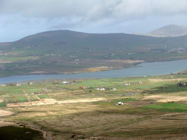 Zdjęcia: Pierścień Kerry, z drogi N70 #2, IRLANDIA