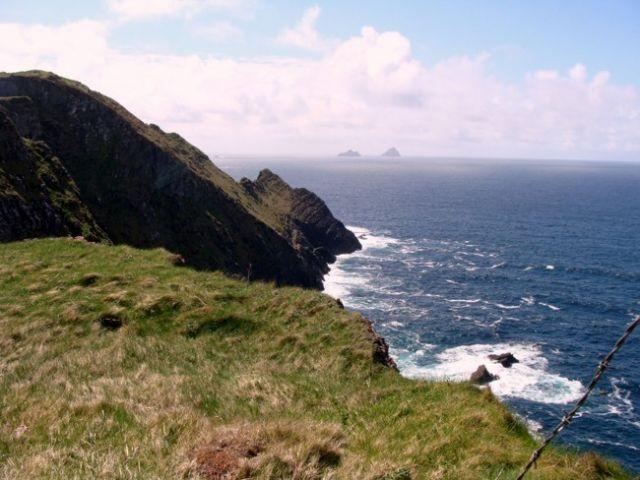Zdjęcia: Pierścień Kerry, Klify Mizen., IRLANDIA