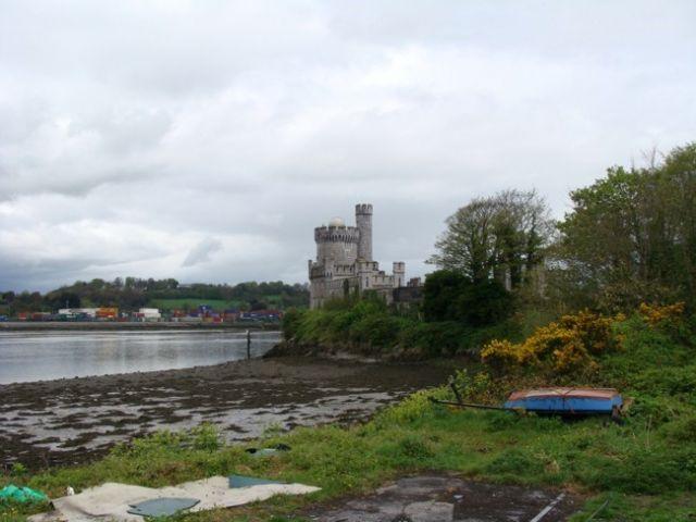 Zdjęcia: Cork, Zamek Blackrock nad rzeką Lee, IRLANDIA