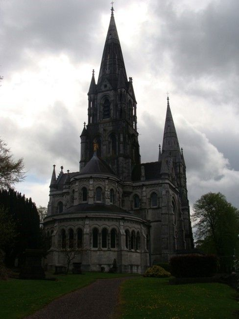 Zdjęcia: Cork, Karedra św. Fin Barry, IRLANDIA