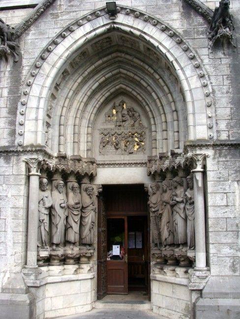 Zdjęcia: Cork, Katedra św. Fin Barry #3, IRLANDIA