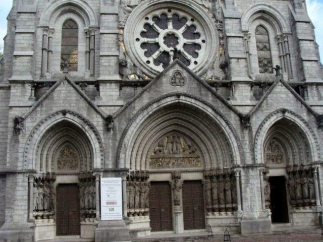 Zdjęcia: Cork, Katedra św. Fin Barry #4, IRLANDIA