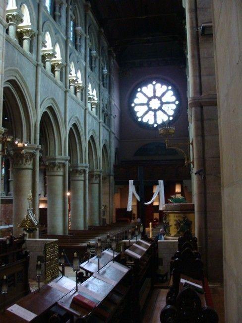 Zdjęcia: Cork, Katedra św. Fin Barry - wnetrze #2, IRLANDIA