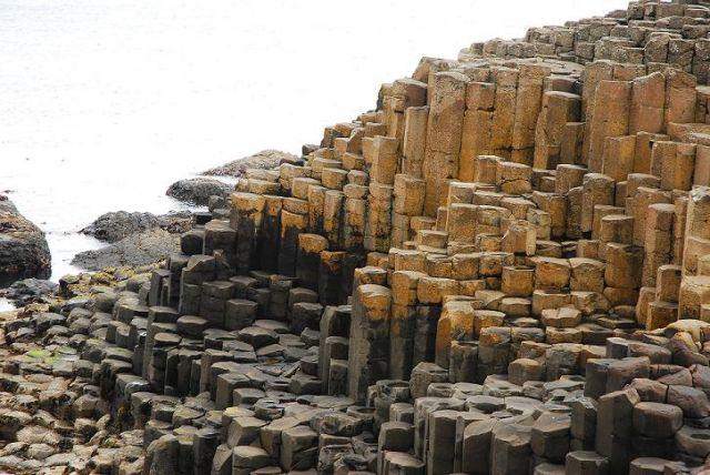 Zdjęcia: hrabstwo Antrim, Irlandia Północna, Grobla Olbrzyma, IRLANDIA