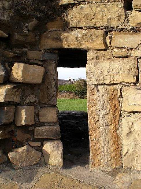 Zdjęcia: Trim, Przez okno..., IRLANDIA