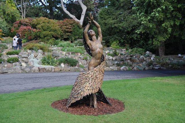 Zdjęcia: Dublin Ogróg Botaniczny, Pani Flora, IRLANDIA