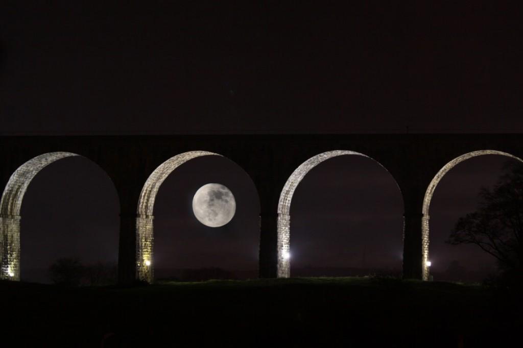 Zdjęcia: Bessbrook, county Down, Craigmore Viaduct, IRLANDIA