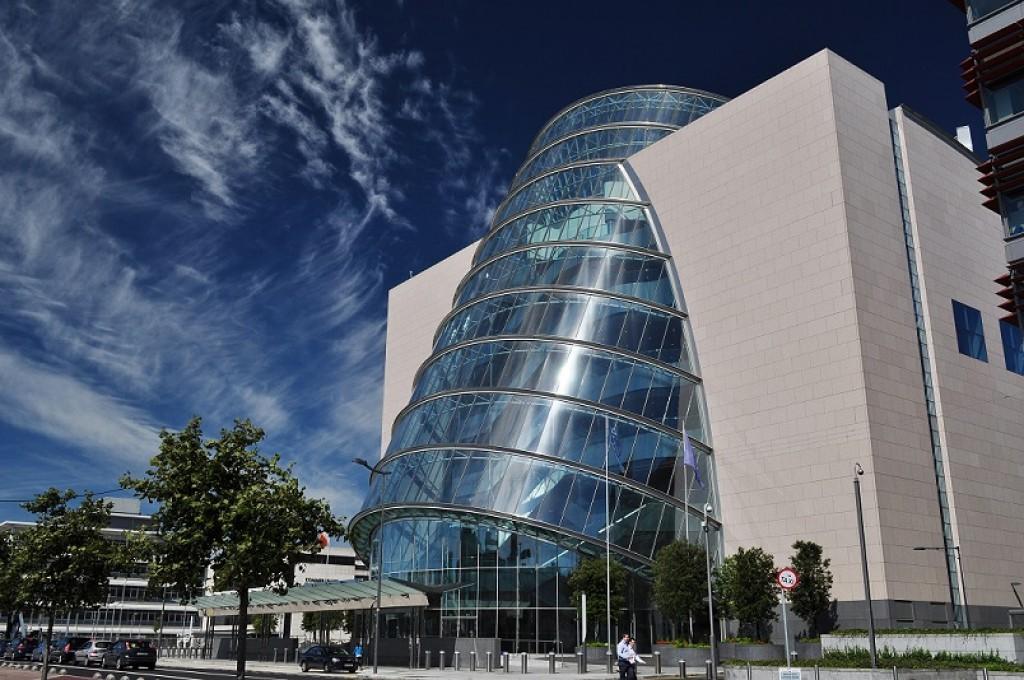 Zdjęcia: Dublin, Dublin, Ciekawy budynek, IRLANDIA