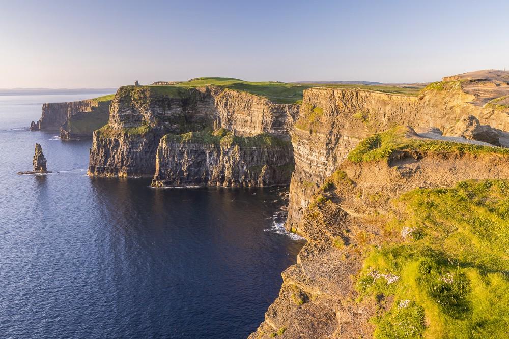 Zdjęcia: Derren, Clare, Cliffs of Moher, IRLANDIA