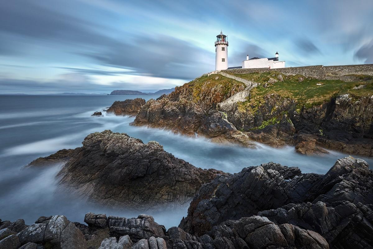 Zdjęcia: Fanad Head, County Donegal, północna Irelandia, Fanad Head, IRLANDIA