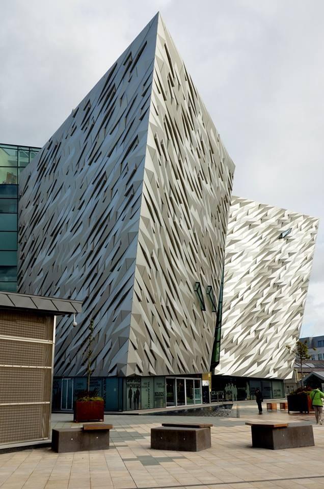 Zdjęcia: Belfast, Belfast, Muzeum Titanica, IRLANDIA