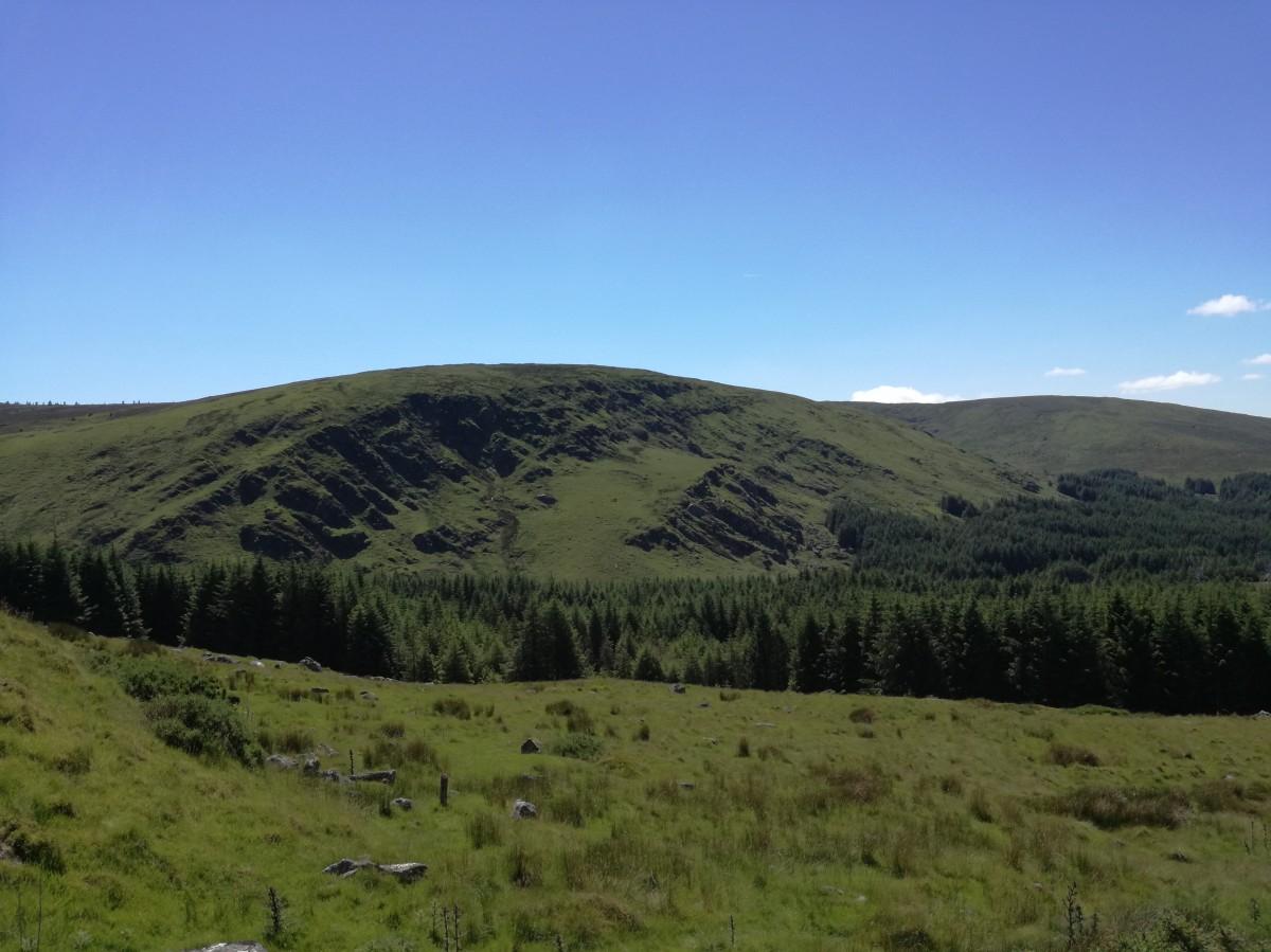 Zdjęcia: Wicklow, Co.Wicklow, Góry Wicklow, IRLANDIA