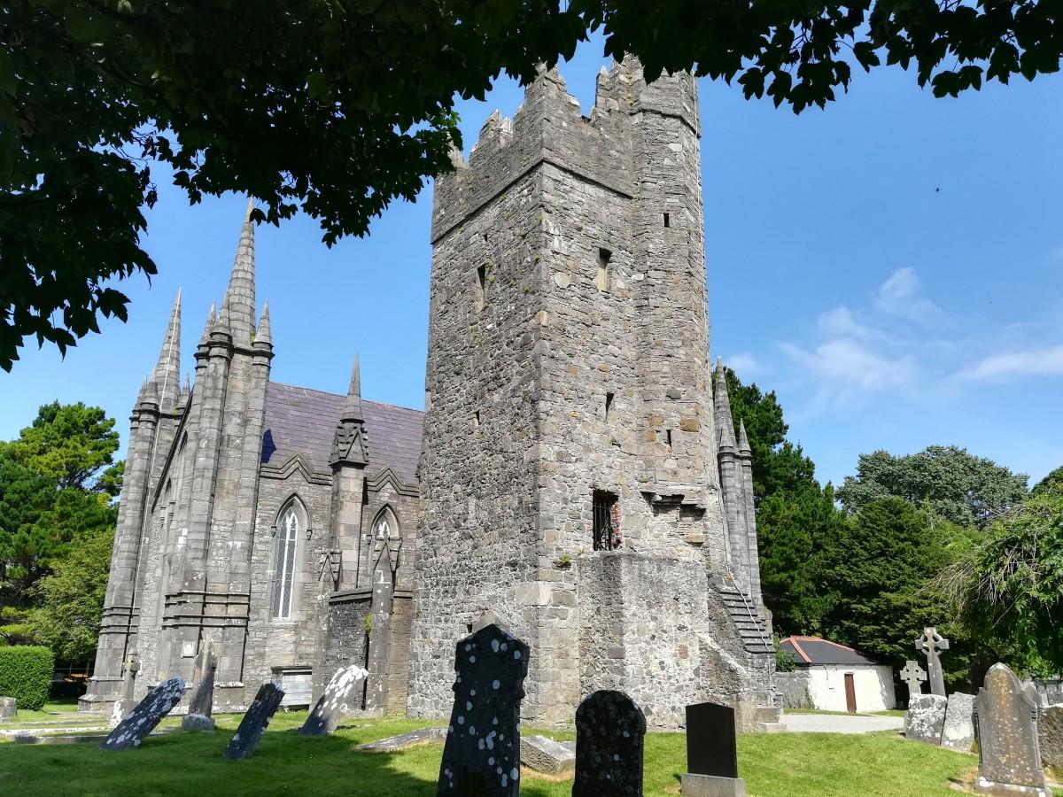 Zdjęcia: Tallaght, Dublin, Kościół St.Maelruans - Dublin, IRLANDIA