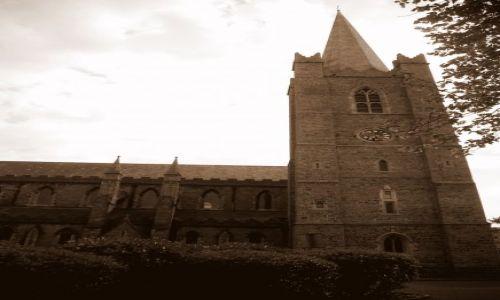 Zdjecie IRLANDIA / Dublin  / St Patrick's Church  / Kosciolow Szlakiem