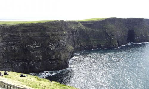 Zdjęcie IRLANDIA / brak / Cliffs Of Moher / Cliffs Of Moher
