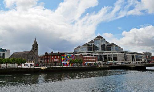 Zdjęcie IRLANDIA / - / Dublin / Budynek Ulster Banku