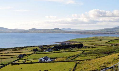 IRLANDIA / - / Ring of Kerry / W drodze na Valencia Island