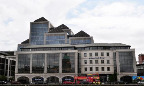 IRLANDIA / - / Dublin / Ulster Bank