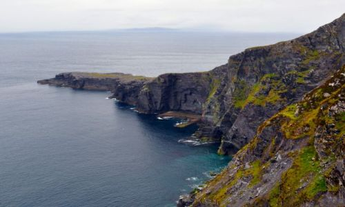 IRLANDIA / - / Valencia Island / Klify