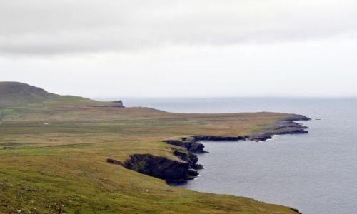 Zdjęcie IRLANDIA / Co.Kerry / Valencia Island / Wybrzeże