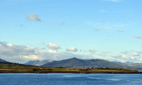 Zdjęcie IRLANDIA / Co.Kerry / Valencia Island / Widok z mostu
